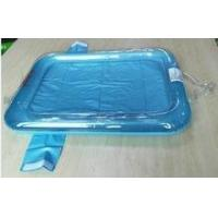 Wholesale Non toxic inflatable sand pool tray indoor game beach toy for kids from china suppliers