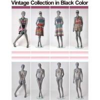China FIBERGLASS MANNEQUINS Vintage female collection on sale