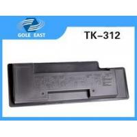 Buy cheap black toner TK-312 laser printers toners for used kyocera from wholesalers