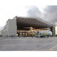 China Steel Structure Hangar Steel Structure Aircraft Hangar on sale
