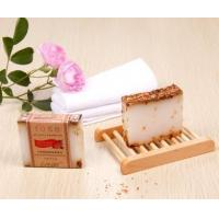Wholesale Natural milk rose soap bar from china suppliers