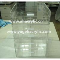 Wholesale acrylic makeup organizer from china suppliers