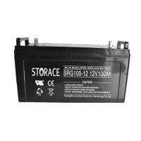 Wholesale SRG100-12 Solar gel battery 12v storage battery from china suppliers