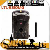 Buy cheap Ltl Acorn Wildlife Outdoors HD Hunting Camera with MMS/GPRS function IR LED 940NM from wholesalers