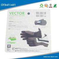 paper card for gloves- HT0008 for sale