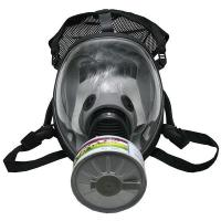 Wholesale Black Single Filter Gas Mask from china suppliers