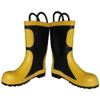 Wholesale GA Standard Firefighter Boots from china suppliers
