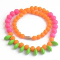 China 2014 high quality nursing teething necklace for sale