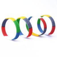 custom rubber wristbands for sale