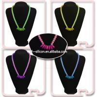 Manufacturer wholesale BPA free chewable necklace for sale