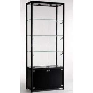 Quality glass display Trophy Cases for sale