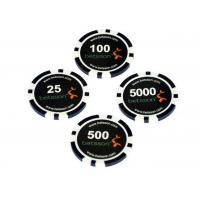 China 11.5gstick poker chips on sale