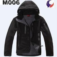 Wholesale Men's Outdoor Branded Waterproof Breathable Windstopper Softshell Jackets from china suppliers