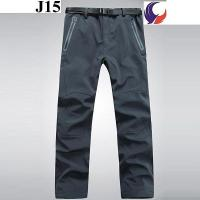 Wholesale Brand Mens Softshell Climbing Pants Outdoor Waterproof Lightweight Hiking Trousers from china suppliers