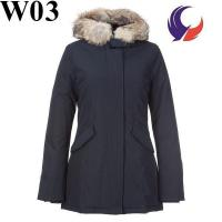 Wholesale Woolrich Women's Artie Parka Long Goose Down Jacket On Sale for Lady from china suppliers