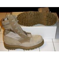 China Thorogood 8430 Desert Steel Toe Combat Boot on sale