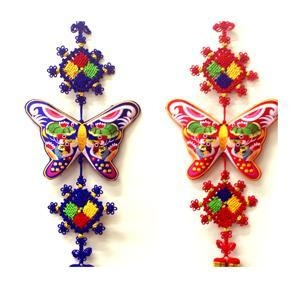 Quality Embroidered Butterfly Wall Hangings for sale