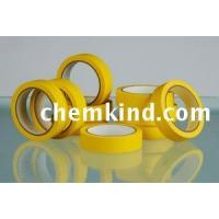 Custom Yellow color masking tape for sale