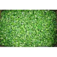 Wholesale IQF Green Pepper Diced from china suppliers