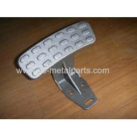 Wholesale carbon steel casting foot plate from china suppliers