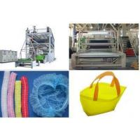 China Fully Automatic Non Woven Fabric Production Line For Medical Protect on sale