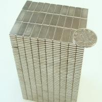 China Square piece magnet,Tianjin magnetic on sale