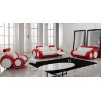 modern leather sofa set 109A
