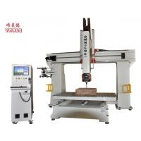 Wholesale CNC Router 5 Axis Woodworking Engraving Machine from china suppliers