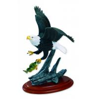 """Wholesale """"Columbia"""" Flying Bald Eagle Sculpture from china suppliers"""