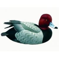 Buy cheap Life-size Swan Lake Redhead Waterfowl Sculpture from wholesalers