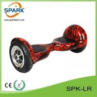 China Cool Colors Design Strong Power Bluetooth 10 Inch Smart Balance Wheel SPK-LR on sale