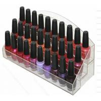 Wholesale nail polish counter acrylic rack DSN12125 from china suppliers