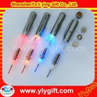 Wholesale Aluminum Led pen PE-00091 from china suppliers