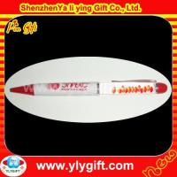 Wholesale Red logo floater plastic oil pen PE-00075-34 from china suppliers