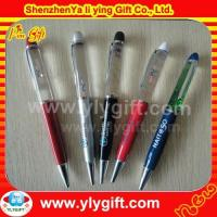 Wholesale Diamond shape fill in plastic pen PE-00075-27 from china suppliers
