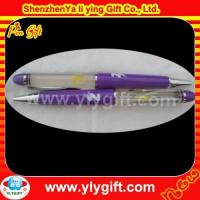 Wholesale Pulple floater pen PE-00075-33 from china suppliers