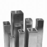 Buy cheap Welded Steel Pipe Square Stainless Steel Pipe, ERW, TP304, TP316 from wholesalers