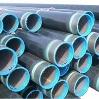 Wholesale Surface Finished Pipe 3 Layer Polyethylene Coated Steel Pipe from china suppliers