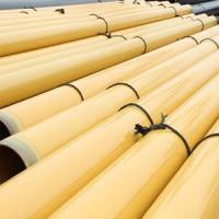 Wholesale Surface Finished Pipe ASTM A106 GR B FBE Coated Pipe, 10 Inch from china suppliers