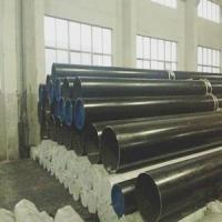 Wholesale Surface Finished Pipe ASTM A53 GR B Black Pipe, 24 Inch, SCH STD from china suppliers