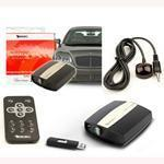 China DICE Music Kits DICE Silverline Duo Universal USB Interface with FM Modulator for iPod & iPhone on sale