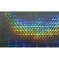 Wholesale Hologram Spangle Film With Glue (GL-HP6310) from china suppliers