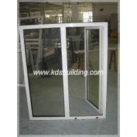 China Aluminum outward casement and fixed window on sale