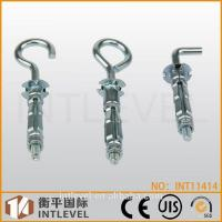 Wholesale L/C/O hook screw metal hollow wall anchor from china suppliers
