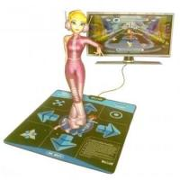 Buy cheap DDR Game 16-Bit Graphics TV Plug & Play Single Player Dance Pad with 15 Songs from wholesalers