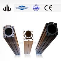 China Hard Anodized 6060 6005 6A02 6061 T-Slot Extrusion Aluminum Profile for sale