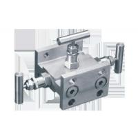 Wholesale H Style 3-Valve Manifold from china suppliers