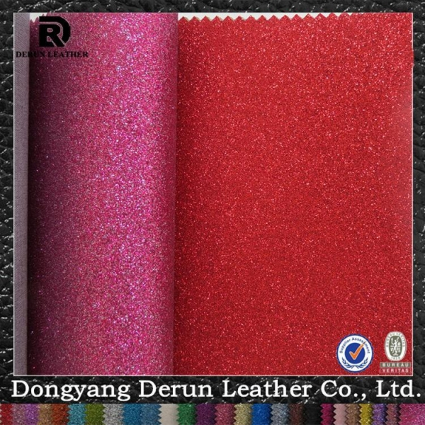 Quality Pink Glitter Fabric for sale