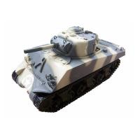 Buy cheap 1/6 M4A3 Sherman RC Tank - 105mm Howitzer(EP Camo RTR) from wholesalers