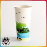 24oz paper single wall cold cup